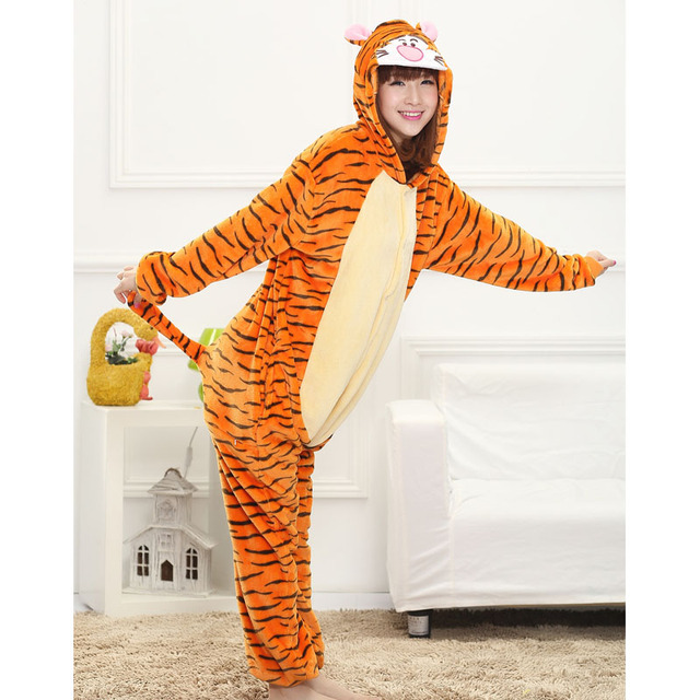 Animal Costume Onesies Adult Overall Pajama wholesale Women Men Party Jumpsuit Cartoon Onepiece Pokemon Stitch Panda Funny Suit