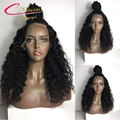 150% Density Wet And Wavy Human Hair Full Lace Wig Indain Remy Hair Glueless Lace Front Wigs Thick Curly Human Hair Wig