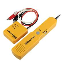 BEESCLOVER трекер диагностический тональный искатель телефонный проводной кабель тестер Тонер Tracer Finder детектор сетевые инструменты