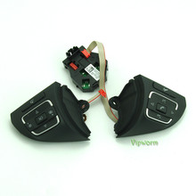 OEM MFSW Руль Кнопка Выключателя и Модуль Для VW Jetta гольф MK6 Tiguan EOS CC 5C0 959 538B 5K0959542C 5C0959537A 5C0959538B