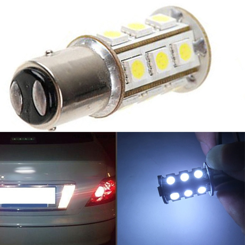 2Pcs 1157 18 SMD 5050 LED Car Turn Light Stop/Reversing Light Bulb Automobiles Car-styling Rear Fog/Tail Light-emitting Diode