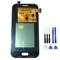 100% Testing Well AMOLED LCD For Samsung Galaxy J1 Ace J110 SM J110F J110FM LCD Display+Touch Screen Digitizer Assembly+Tools
