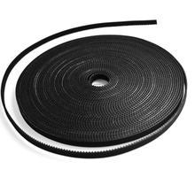 Sıcak satış 2GT/50 metre GT2 6mm açık zamanlama kemeri genişliği 6mm GT2 kemer