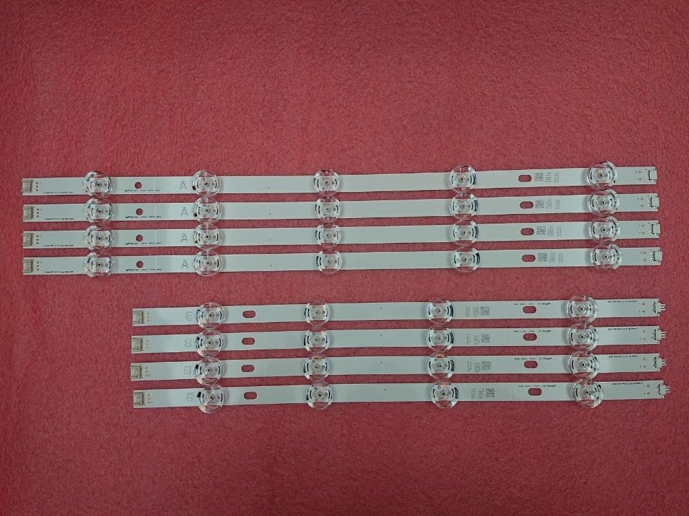 New Original Kit 8pcs LED Backlight strip for LG 47LB5500 47LF5800 Innotek DRT 3 0 47