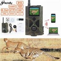 Skatolly HC-500M 940nm IR 트레일 디지털 사냥 카메라 HD12MP 1080 마력 MMS GPRS 야간 야생 동물 정찰 헌터 트레일