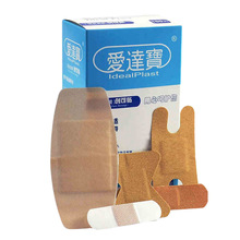 100Pcs/Box Medical Band Aid For Fingertip Joints Large area Breathable Assorted 5 Sizes Band Aid Bandages Set First aid supplies