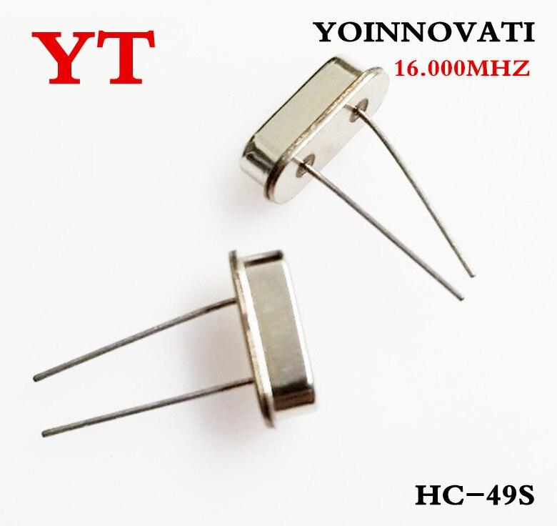 Active Components Electronic Components & Supplies Active 20pcs 2*6 206 16mhz 16m 16 Mhz 2x6 Ju-206