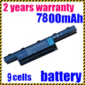 Jigu 7750g batería de 9 celdas para acer aspire 4741 7750g 5742 5745g as10d31 as10d51 as10d71 as10d75 as10d81 5750 as10d75 batería