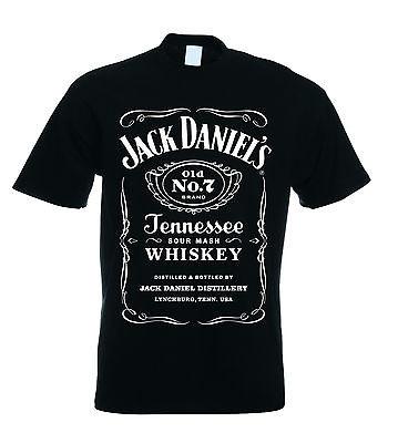 043c711acd5e3 Jack DANIELS camiseta de la alta calidad en Camisetas de La ropa de ...