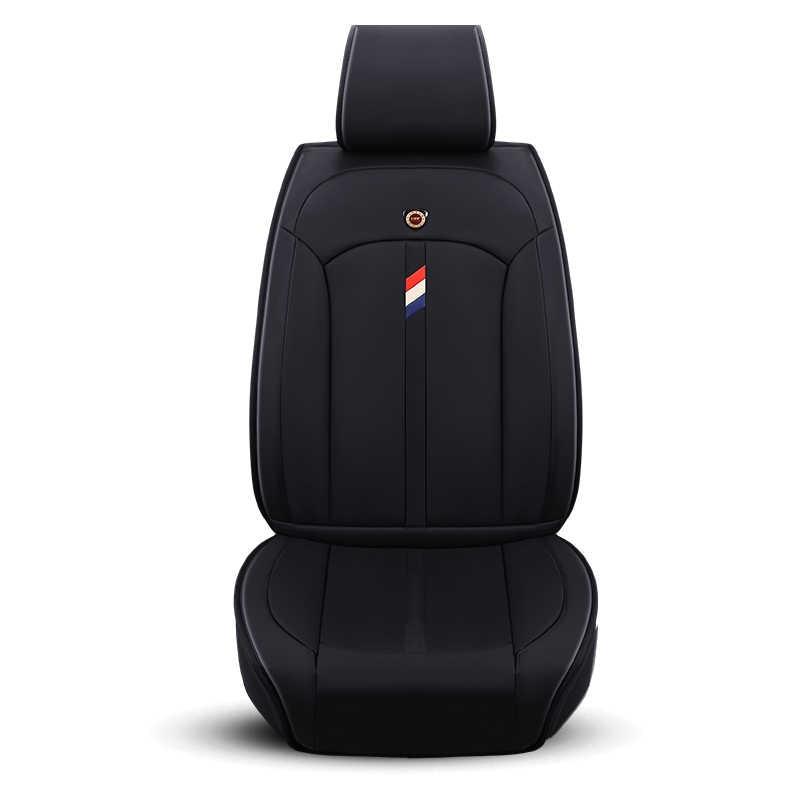 Всесезонные универсальные автомобильные подушки для сидений, автомобильный Стайлинг, автомобильный чехол для сиденья Honda Accord Civic CRV Crosstour Fit City HRV