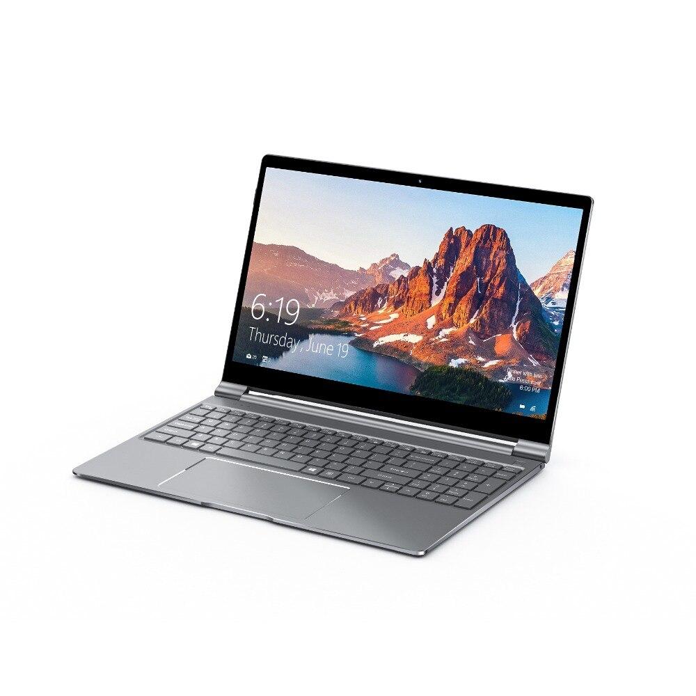 Teclast F15 Portable 15.6 ''Windows 10 Intel N4100 Quad Core 1.1 GHz 8 GO de RAM 256 GB SSD 1.0MP caméra avant HDMI 6000 mAh Ordinateur Portable