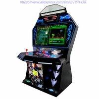 2018 Новый высокое качество развлечений монетами игры Tekken Street Fighter набор аркадных игр Видео игровой автомат