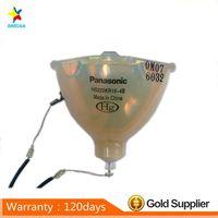 Orijinal çıplak projektör lamba ampulü ET-LAB80 PANASONIC PT-LB75/LB78/LB80/LB90/LB90NT
