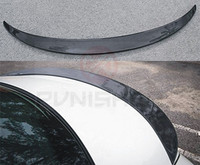 For Mercedes Benz W117 CLA Class Carbon Fiber Rear Spoiler