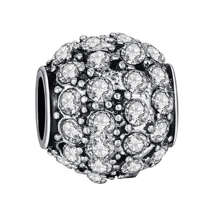 Temperament full of stone beads bracelet beaded sliver round bead jewelry PDLB2