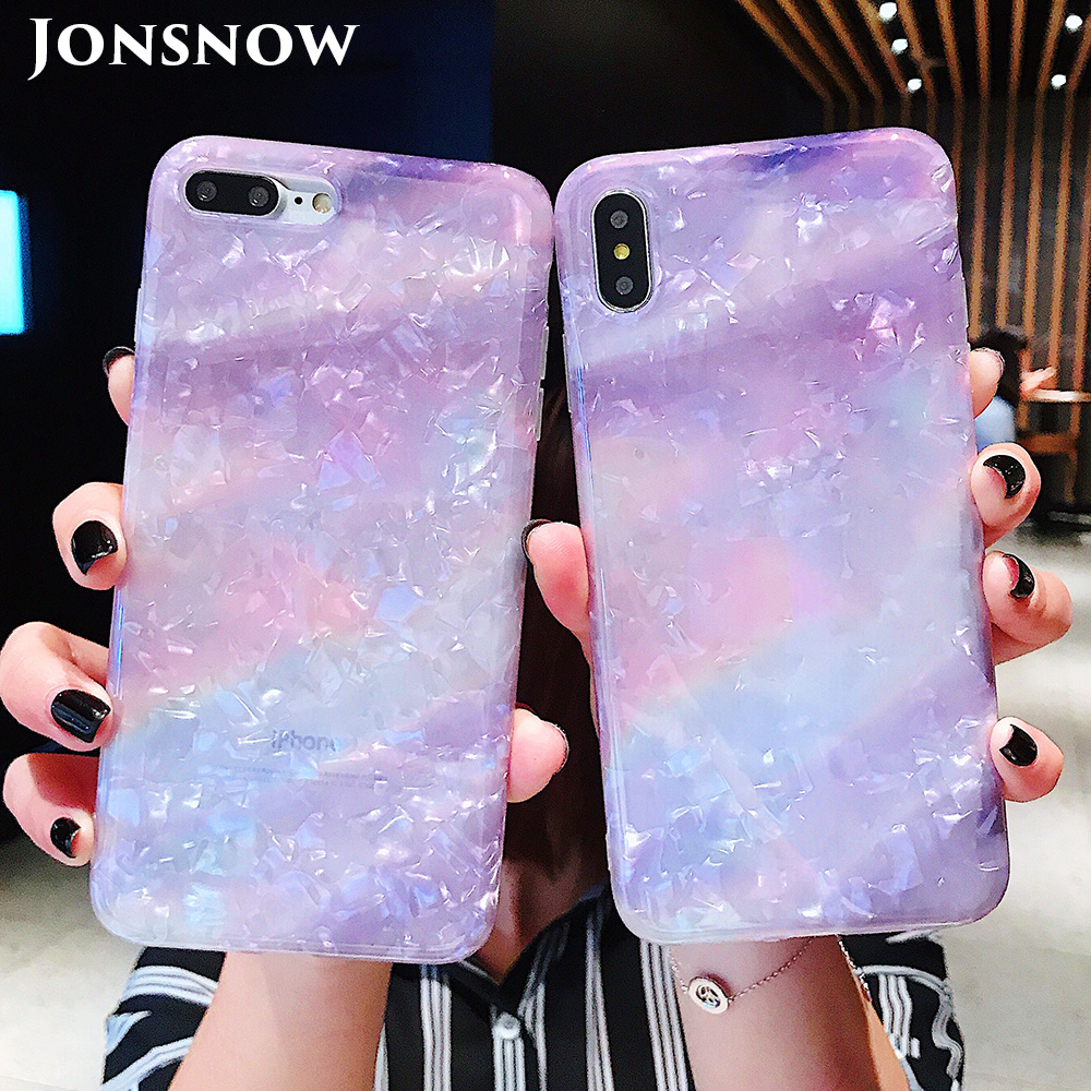 KIPX1120_1_JONSNOW Glitter Phone Case For iPhone X XR XS Max Cases Soft TPU Back Cover For iPhone 6S 6P 7 8 Plus Cover Case