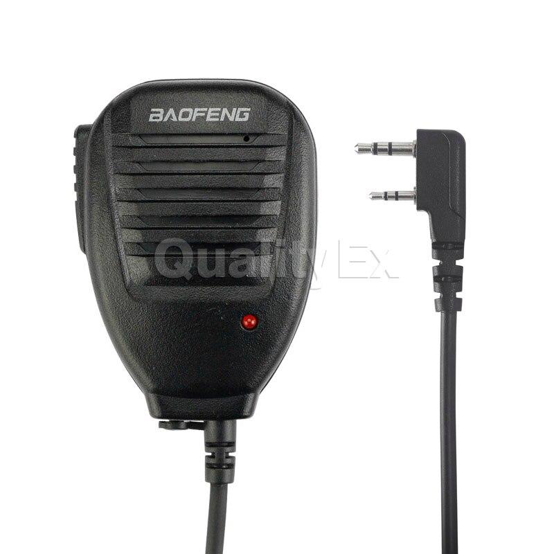 Baofeng Two Way Radio Talkie Walkie De Poche Microphone Haut-Parleur MICRO pour UV-5R Pofung UV 5R UV-B5 UV-B6 BF-888S BF-666S GT-3