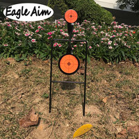 Hunting Shooting Target Thickness 4mm/Also For .22 rimfire pistol Paintball Archery Shooting/Improving