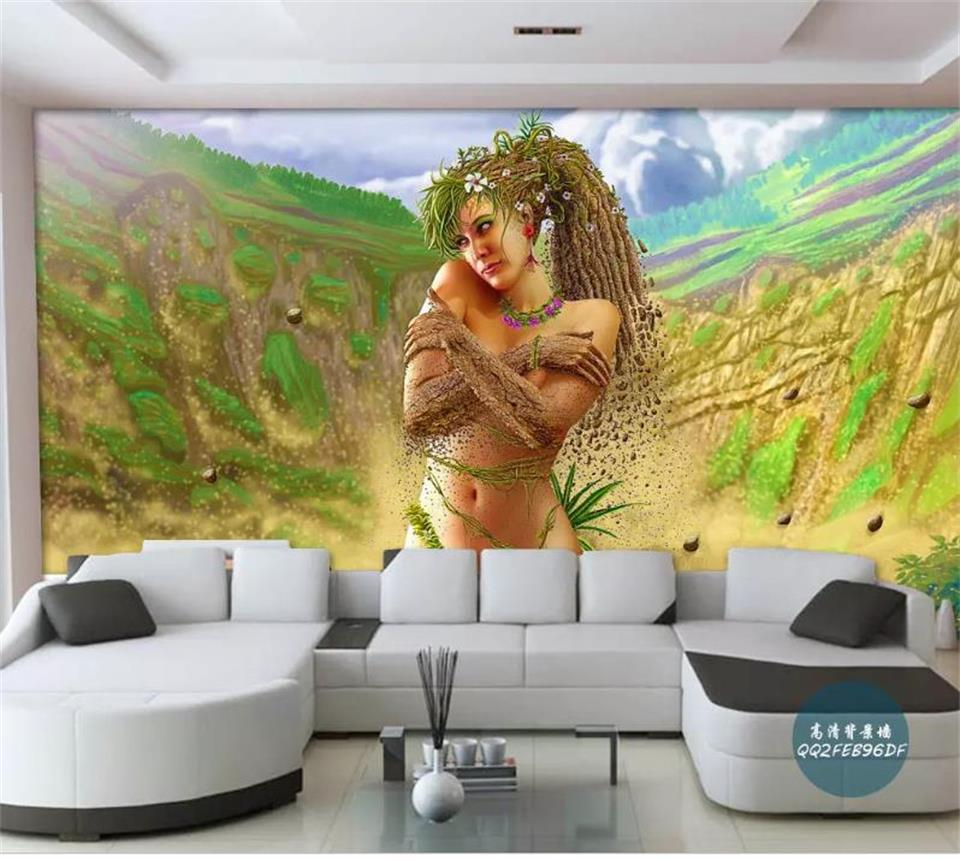 3d wallpaper photo wallpaper custom mural living room field nude beauty 3d painting sofa TV background wallpaper for walls 3d roman column elk large mural wallpaper living room bedroom wallpaper painting tv background wall 3d wallpaper for walls 3d