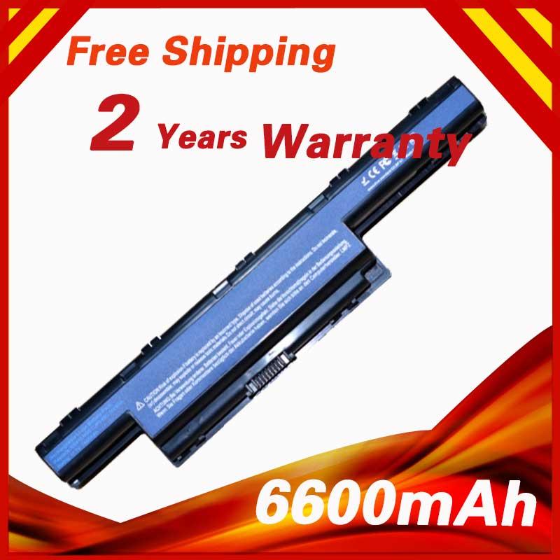 9 CELLE Batteria Per Acer Aspire 4741 4741g 4251 5741 5750g 7551 AS10D41 AS10D51 AS10D61 AS10D71 AS10D73 AS10D75 AS10D81 AS10G3E