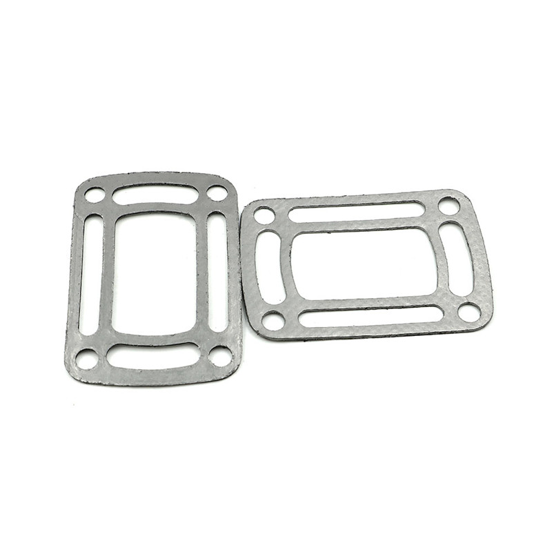 Alpha Rider 2PCS Exhaust Elbow//Riser Gasket Pair For OMC and Volvo Penta Marine Engines Replace 3850496 3863191