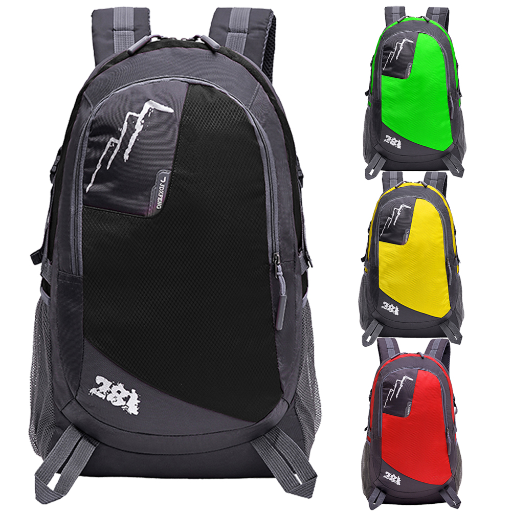35l Unisex Campeggio Molle Viaggio Alpinismo Zaini Da Sacchetto yellow Trekking green red Rucksac Black Arrampicata Di Color Sport Outdoor Color Zaino Nylon Impermeabile Color Color EqvxOnrE