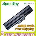 Apexway 6 Celular 4400 mAh Negro NUEVA VGP-BPL13 VGP-BPL21 VGP-BPS13 VGP-BPS13/B VGP-BPS13/Q VGP-BPS13A Batería Con CD