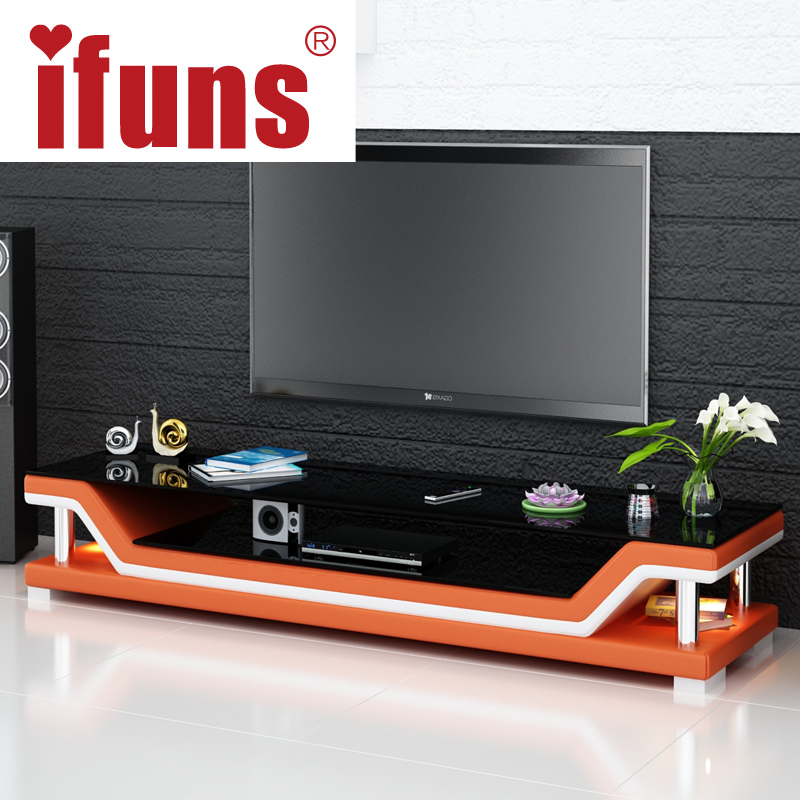 modern tv tables glass stand furniture in TV Stands from  Furniture on Aliexpress com Alibaba Group