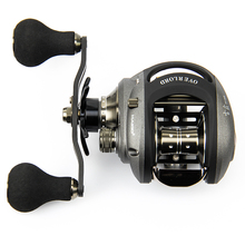 Haibo 2016 New 9BB 5.4:1 OL300MD OL301MD Bait Casting Fishing Reel Left/Right Hand Bait Cast Lure Reels Magnetic Wheel Pesca