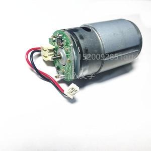 Image 1 - مكنسة كهربائية محرك فرشاة الأسطوانة الرئيسية ل ilife v7s v7 ilife v7s برو الروبوتية مكنسة كهربائية أجزاء استبدال المحرك