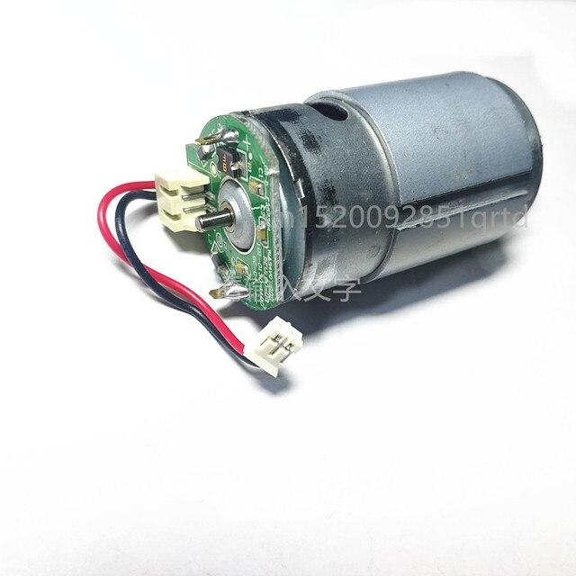 مكنسة كهربائية محرك فرشاة الأسطوانة الرئيسية ل ilife v7s v7 ilife v7s برو الروبوتية مكنسة كهربائية أجزاء استبدال المحرك