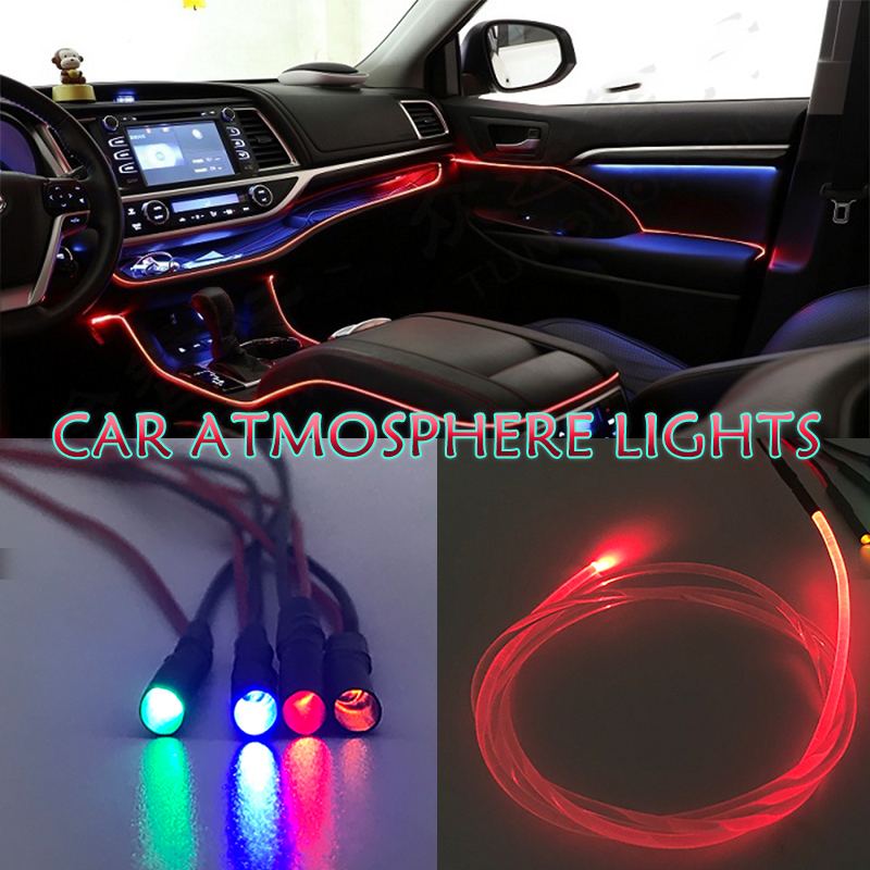 buy for all car 4m led car interior. Black Bedroom Furniture Sets. Home Design Ideas