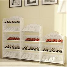 Shoe rack simple household mini multi-function small provincial space economy shoe ark modern simplicity
