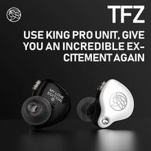 2019 TFZ Mylove baskı Kulak Hifi Kulaklık Yeni 2.5 Üretim Ünitesi, Çift Manyetik Devre Hareketli Coil Ünitesi