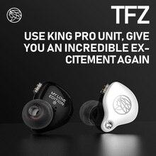 سماعة أذن Hifi إصدار 2019 TFZ Mylove مزودة بوحدة توليد جديدة 2.5 ، وحدة لفائف متحركة مزدوجة مغناطيسية