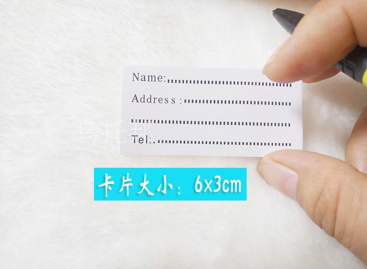 TOTORO BUS GIRL CAT Luggage Tag PVC Pendants Portable Travel Label Fujiya Co milk girl Suitcase ID Address Holder tags