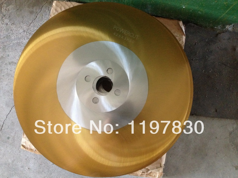 Free Shipping Of 1PC DM05/M2 Hss Saw Blades For Steel Pipes Cutting Professional TIN Coating 325*32*2.5mm BW Teeth Profile