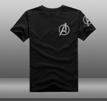 New Avengers: Endgame  T Shirt Avengers 4 Infinity War Quantum suit T-shirt Hero Cosplay Cotton Tops Tees