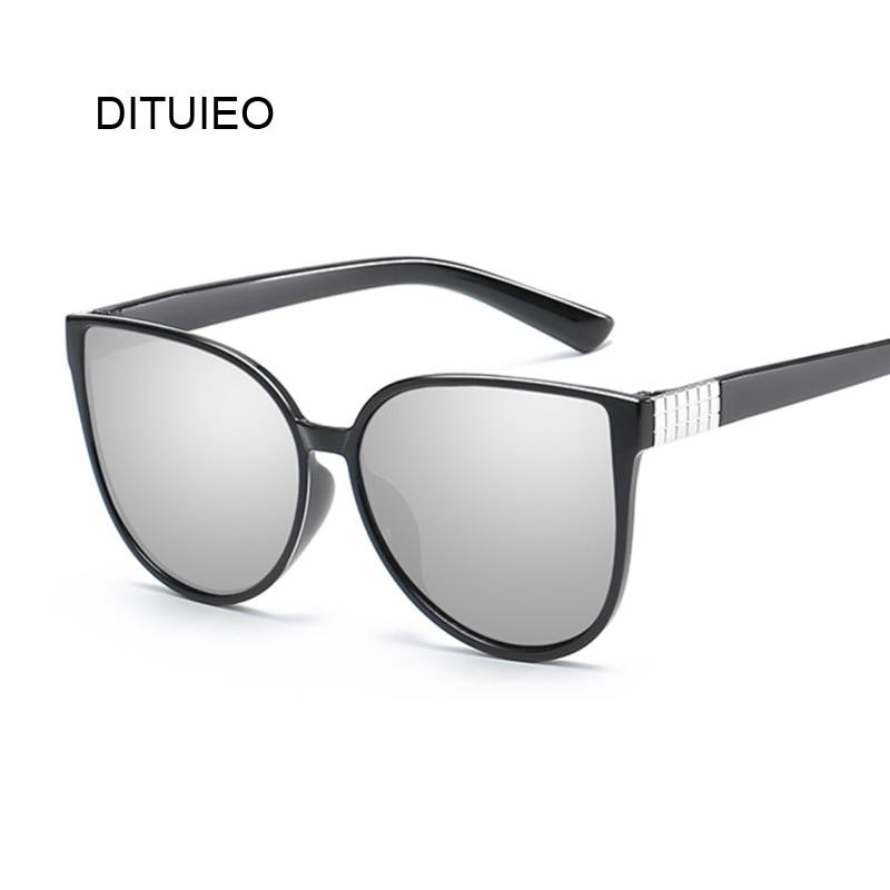 New Fashion Cute Sexy Ladies Cat Eye Sunglasses Women Vintage Luxury Brand Small Sun Glasses Female Oculos De Sol