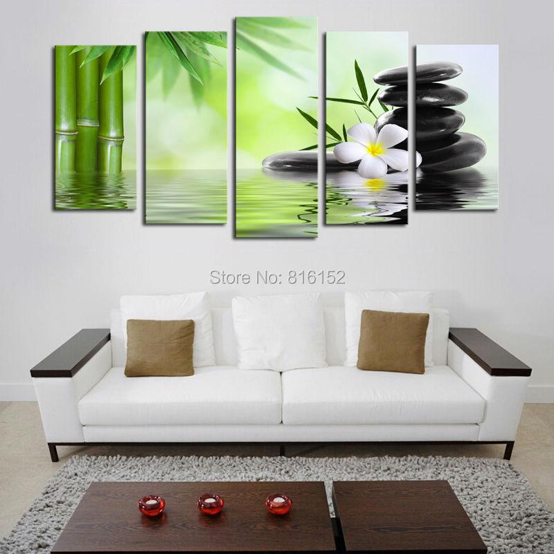 Acquista all'ingrosso online camera da letto pittura verde da ...