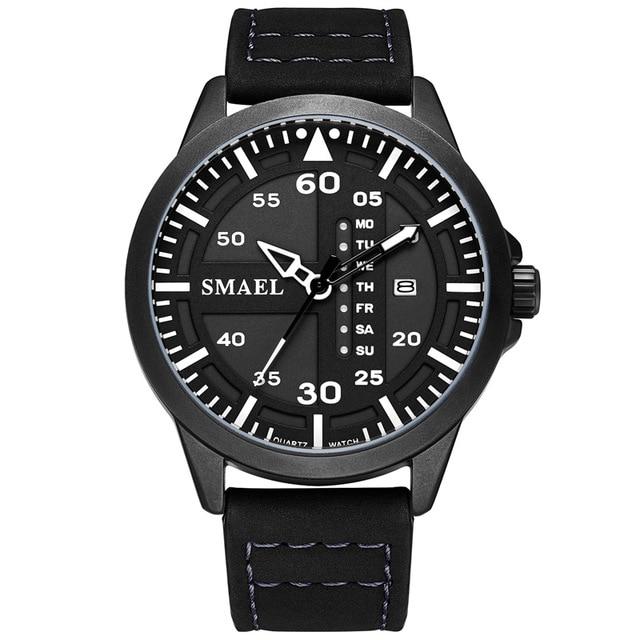 Sport Quartz Wristwatches Male Watch relogio SMAEL Big Watch Men Alarm Sports Watch Luxury 1315 Fashion Digital Watch Waterproof