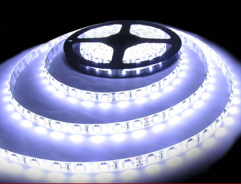 LED Lamp With 12V 3528 Waterproof