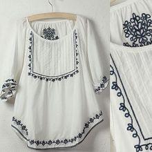 2020 Hot Sale Fashionh Vintage EMBROIDERED boho HIPPIE ethni