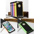 HH Двухслойный Heavy Duty Влияние Броня Жесткий Гибридный Амортизирующие Case обложка для Apple Iphone 6 Plus/Iphone 6 s Plus 5.5 дюймов