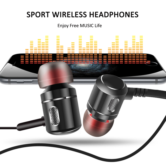 Sport Wireless Earphones