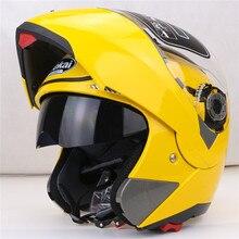 Professional Flip Up Motorcycle Helmet JIEKAI brand