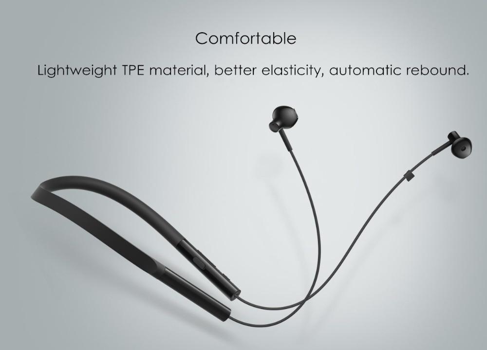 Xiaomi Mi Bluetooth Neckband Earphones Basic 5