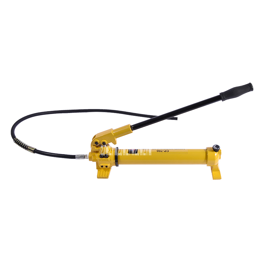 New Arrival CP-700 High Pressure Hydraulic Manual Pump Portable Hydraulic Pump 700 (Kg / cm2) 900CC Hydraulic Pump Hot Sale cp 600 cp 180 hand oil pump portable manual hydraulic pump
