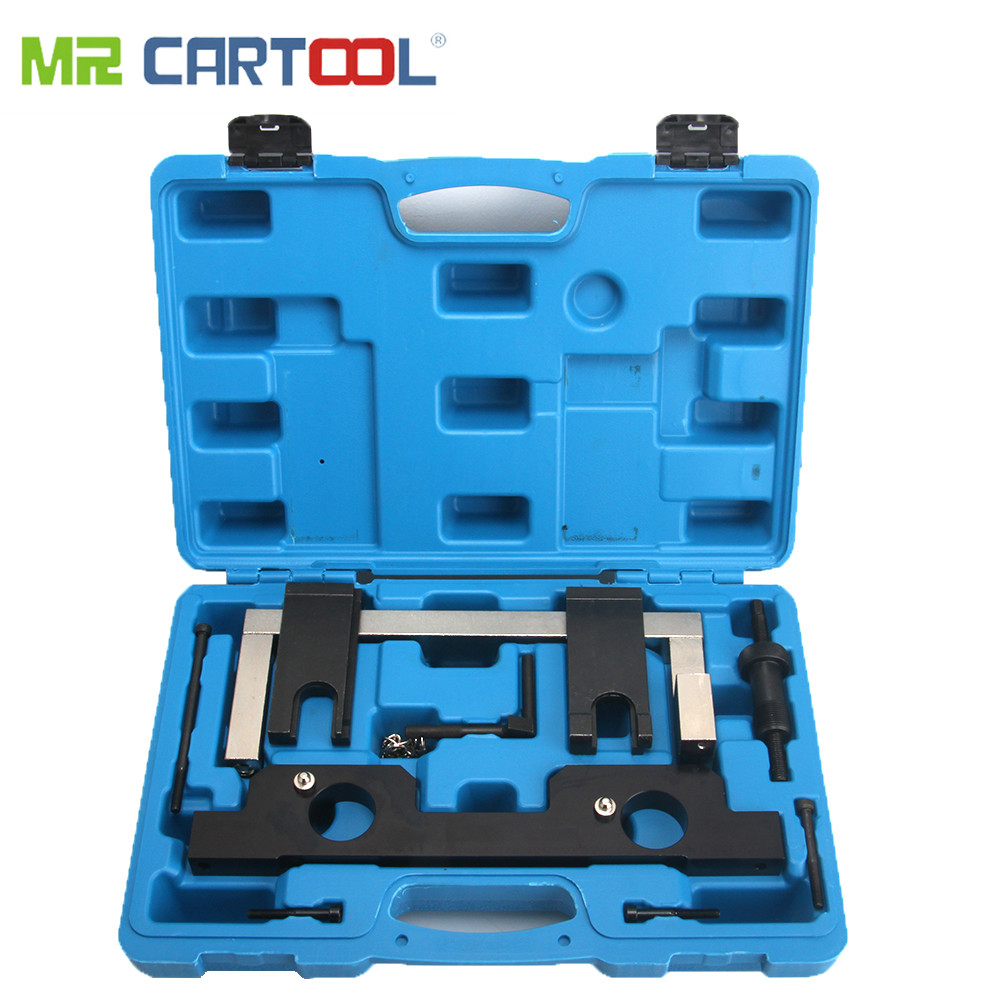 Automotive Engine Tools & Equipment Mercedes Timing Tool Kit Set