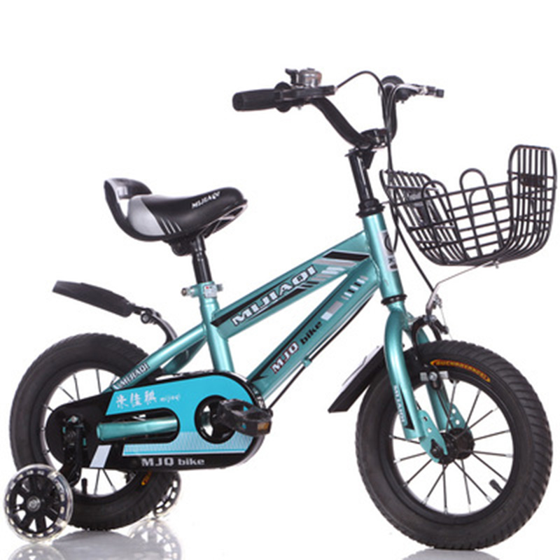 Upscale Children's Bicycle 18-inch Boys And Girls Baby Bicycle 6-year-old Mountain Bike Child